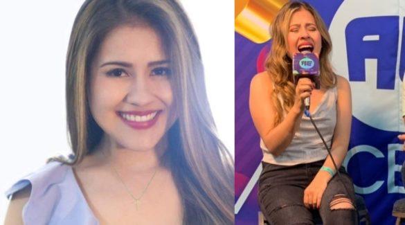 2. Vanessa Rodriguez cantane