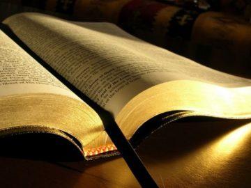 La Biblia es consolidada como patrimonio lingüístico y espiritual